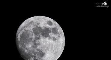 Making of; Time lapse de la luna con la Olympus OMD EM1