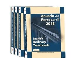 Publicado el Anuario del Ferrocarril -Spanish Railway Yearbook 2018