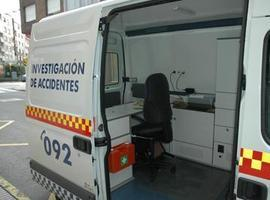 La Guardia Civil intercepta en la A-8 a un camionero con 8 veces la tasa de alcohol permitida