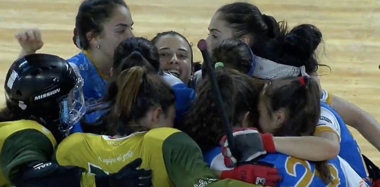 Telecable Hockey Club consigue el pase a la final de la Copa Intercontinental