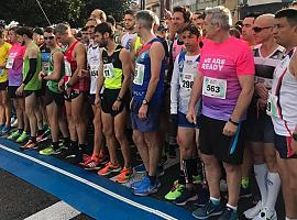"600 personas participan en la I Carrera Popular Solidaria ""We Are Ready"""