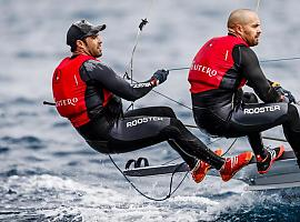 Los Hermanos Alonso, del RCAR, en la World Cup Series de Miami