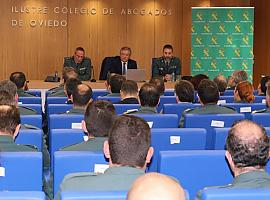 "La Guardia Civil organiza la conferencia ""Cerebro feliz, salud intregal y satisfacción laboral"""