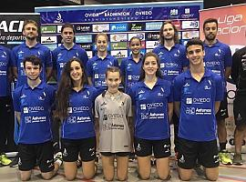 Ovida Bádminton Oviedo vs Recreativo IES La Orden