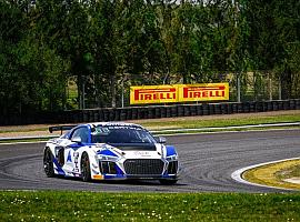 GT4 NOGARO: Los favoritos se ratifican en un arranque de primer nivel