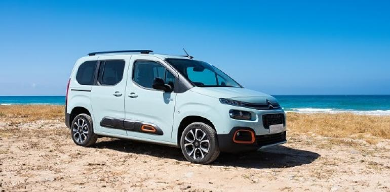 El Citroën Berlingo, 'Made in Spain' abre una nueva era