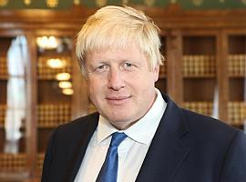 Boris Johnson gave his first speech as Prime Minister in Downing Street
