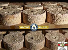 El Guinness World Records confirma al Cabrales como el queso mas caro del mundo