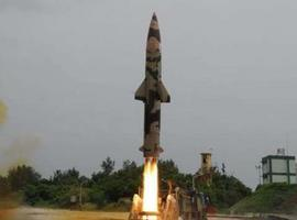 India successfully test fires Prithvi-II missile