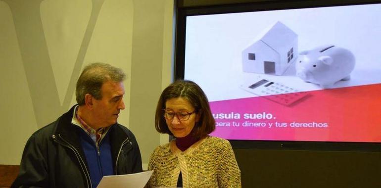 Uce lleve sus charlas sobre cl usula suelo por los centros for Clausula suelo asturias