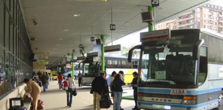 Alsa presenta el lunes mejoras en la estaci n de autobuses for Oficina alsa oviedo