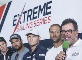 Extreme Sailing Series™: Big swells force postponement of Barcelona opener