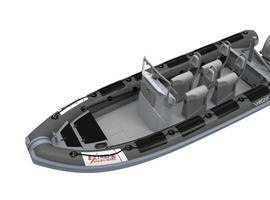 Highfield announced as Official RIB Supplier to the Extreme Sailing Series™