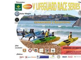 Gijón acoge la 5.ª Lifeguard Race Series