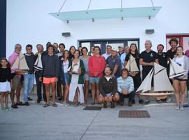 Luanco: Great Sailing 1 ganador en clases 1 y absoluta
