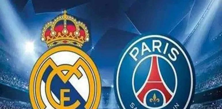 Real Madrid vs. PSG: el partido del billón y medio de euros