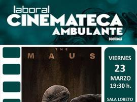 The Maus, el viernes 23 en la Cinemateca ambulante de Colunga