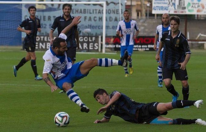 El Oviedo se crece ante las adversidades